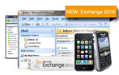 NEW: Exchange 2010