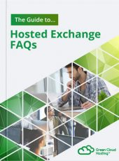 hosted exchange faqs